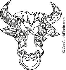 pinzgauer-bull-head-frnt-doodle