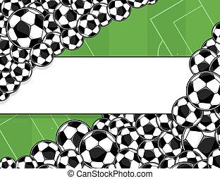 playingfield, futebol, fundo