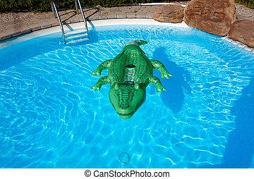 pool., natação