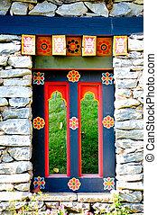 portão, coréia, tradição