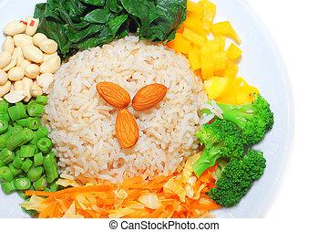 pratos, asiático