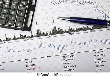 preço, mapa, análise, estoque