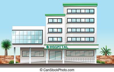 predios, hospitalar