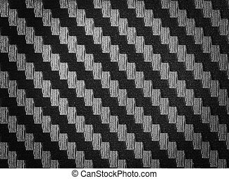 pretas, fibra, textura, carbono