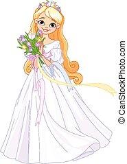 primavera, princesa