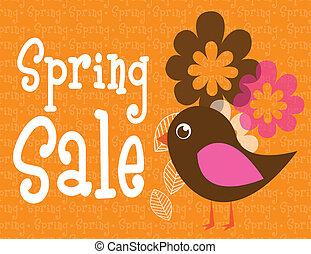 primavera, venda