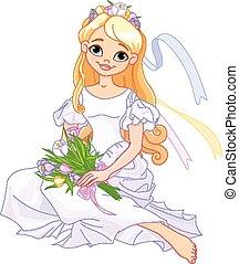 princesa, bonito