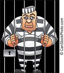 prisioneiro, capturado