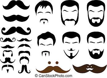 projetos, bigode