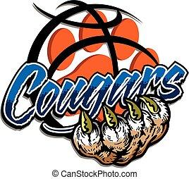 pumas, basquetebol