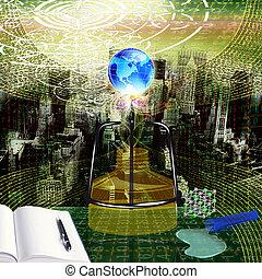 química, tecnologia, inovador