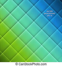 quadrado, vetorial, abstratos, fundo