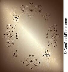 quadro, bronze