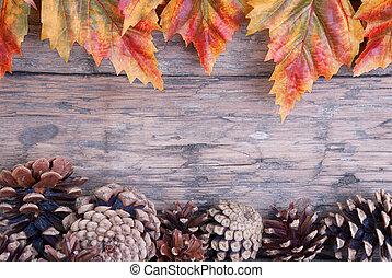 quadro, outono