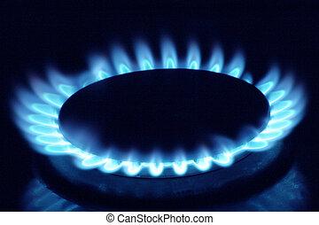 queimador gás