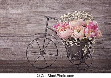 ranunculus, flores