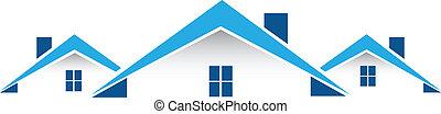 real, logotipo, vetorial, propriedade, cartão