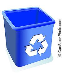 recicle, reutilizar, reduzir