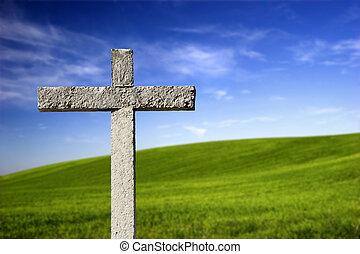 religiosas, crucifixos, paraisos