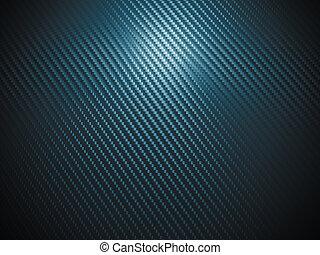 render, 3d, fibra, padrão, fundo, carbono