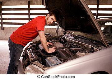 reparo carro