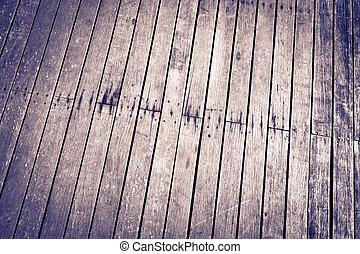resistido, siding, fundo, parede, chão madeira
