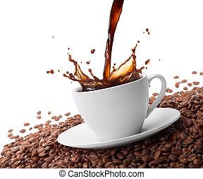 respingue, café