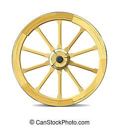 roda, vagão