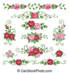 rosas, cobrança