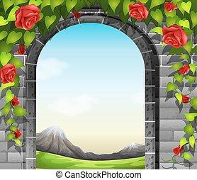 rosas, stonewall