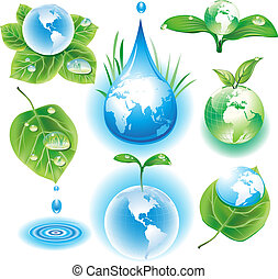 símbolos, conceito, ecologia