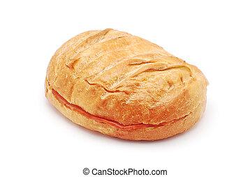 sanduíche, brindado