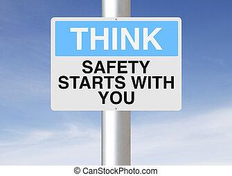 segurança, tu, começa