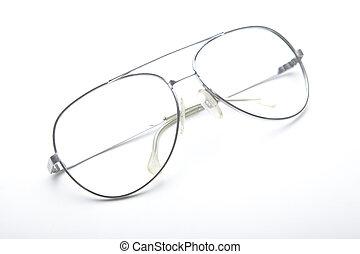 sem, óculos de sol, aviador, lentes