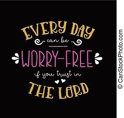 ser, livre, cada, lata, senhor, tu, confiança, dia, preocupação, se