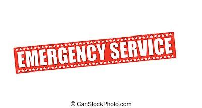 serviço emergência