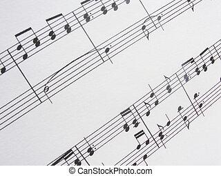 sheet4, música