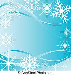 snowflake, fundo