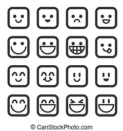 sorrizo, ícone