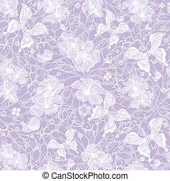 suave, violeta, seamless, vindima, padrão