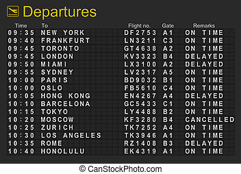 tábua, internacional, partidas, aeroporto