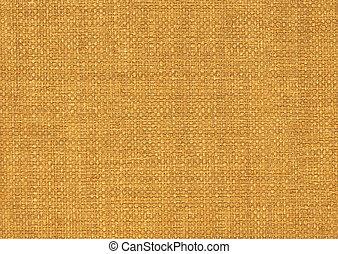 têxtil, fundo amarelo