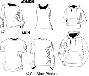 t-shirt, modelos