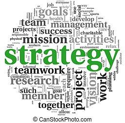 tag, conceito, palavra, nuvem, estratégia