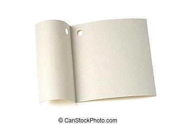 tag papel, cartão