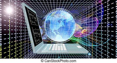 tecnologia computador, inovador