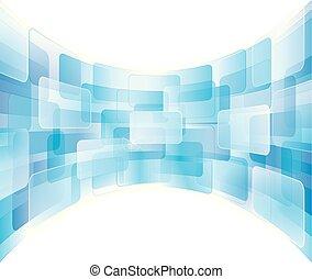 tela, virtual