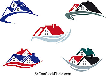 telhados, casa