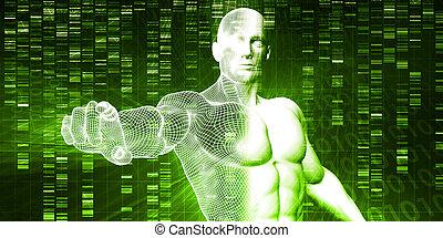 testar genético