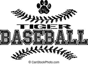 tiger, basebol